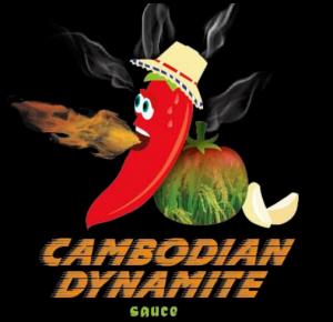 Cambodian Dynamite Logo